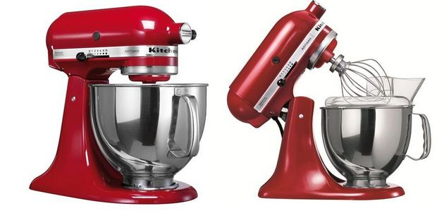kitchenaid artisan k chenmaschine 5ksm150ps ecd f r 389 ro. Black Bedroom Furniture Sets. Home Design Ideas